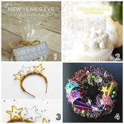 Simple New Year's Eve DIY