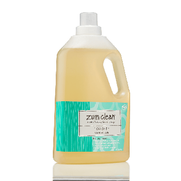 Sea Salt Zum Clean Laundry Soap 64 Oz